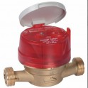 Contatore divisionale acqua calda 26/34 - ITRON : 6UWB20Y130CR50LBXN