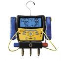 Gruppo manometrico elettronico con vacuometro incorporato  - GALAXAIR : SMAN-3