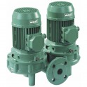 Pompa a motore ventilato Dpl 40/115-0,55/2 - WILO : 2089643