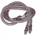 Flessibile gasolio M3/8 conico x M1/4  (X 2) - DIFF