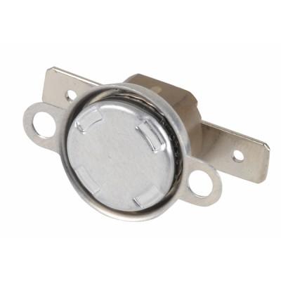 Termostato KLIXON Standard contatto argento 60°C