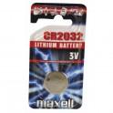 Pila litio con bottone CR 2032 - DIFF
