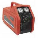 Gruppo di trasferimento con compressore a pistone secco - GALAXAIR : SPE-10